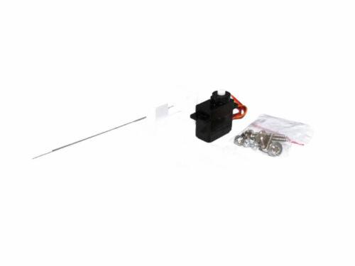 ESU 51804 servoattuatore con accessori adatta per i switch decoder PILOTA NUOVO