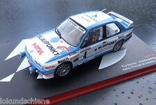 BMW M3 PEP BASSAS RALLYE PRINCIPE DE ASTURIAS 1989 ALTAYA IXO  1:43 .OVP.#4444