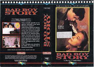 BAD-BOY-STORY-1991-vhs-ex-noleggio