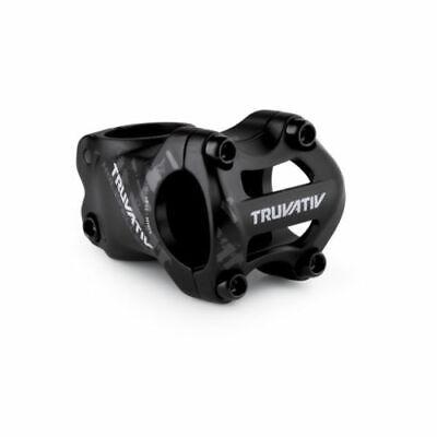TruVativ Holzfeller Stem 40mm // 0 degree 31 .8 1-1//8 Blast Black