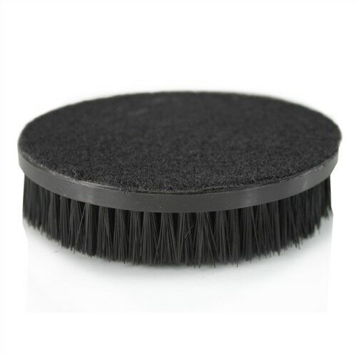 Chemical Guys ACC/_201/_BRUSH/_C,Carpet /& Uphol Brush W//Hook /& Loop Att 4 Rotar...