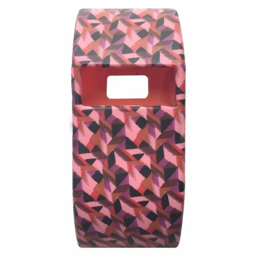 Patterns Band Cover Shockproof Sleeve Soft Case For Fitbit Charge HR #29