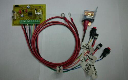 Solar//wind turbine charge controller 24V 40 amp 1100 watts