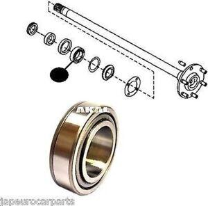 New Rear Axle Wheel Hub Bearing /& Seal Kit For Nissan Navara D40 Pick Up 2.5DCi