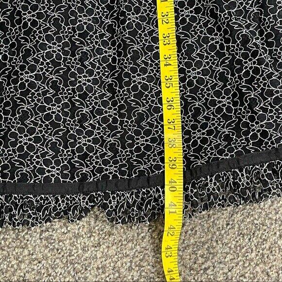 Betsey Johnson lace overlay Corset Dress Vintage - image 8
