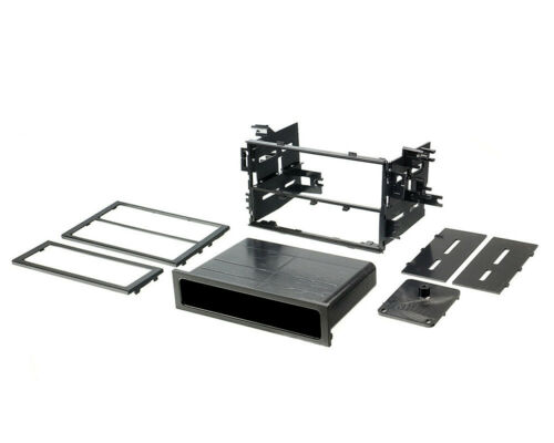 Pioneer DEH-S1200UB Single Din CD Receiver Car Dash Install Mount Kit