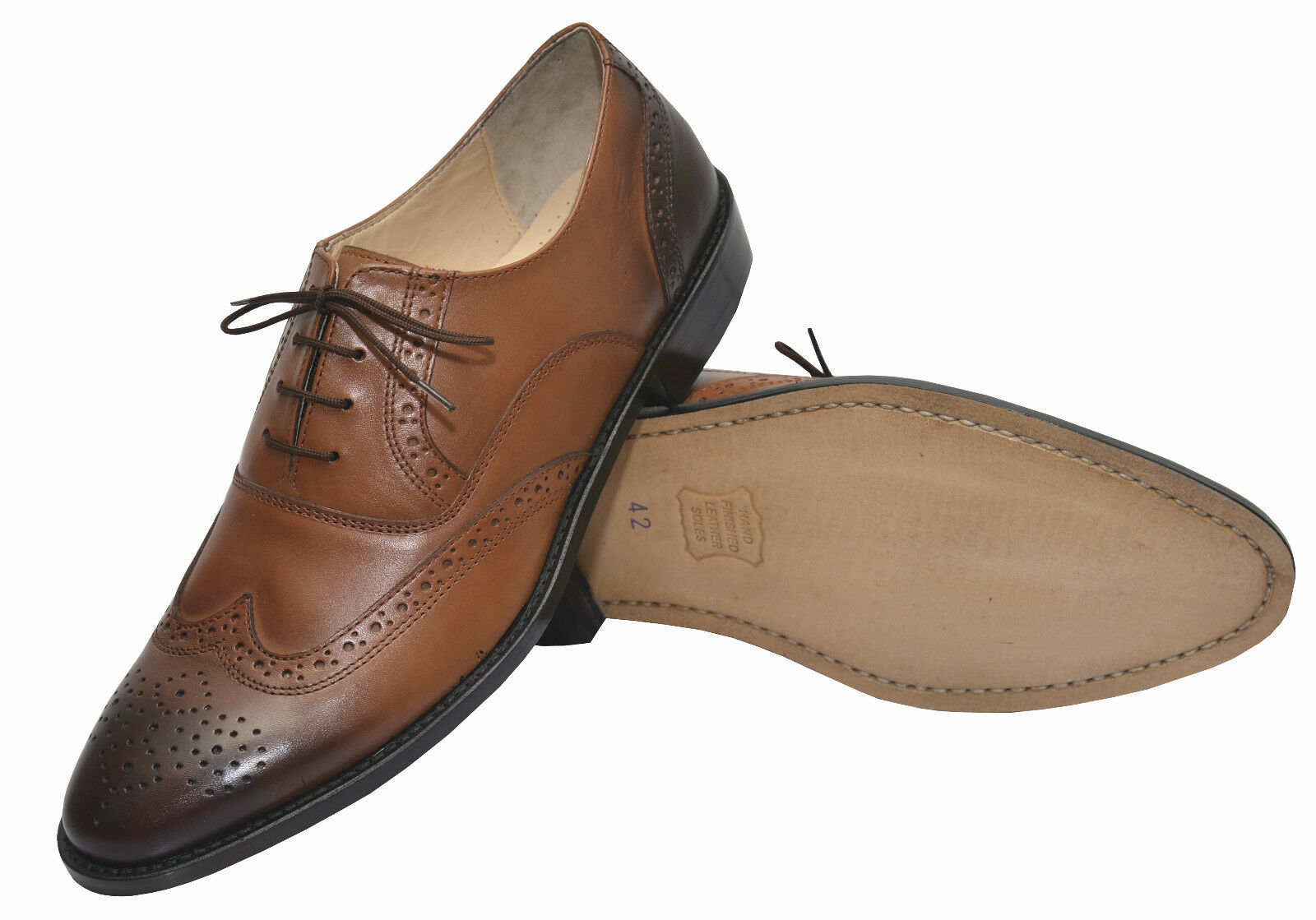 Herren Business Echtleder Zapatos HalbZapatos Schnürer feines Echtleder Business Größe 41 bis 45 Neu b86086