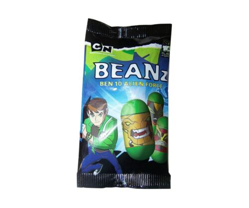 BEN 10 ALIEN FORCE BEANZ COLLECT THEM ALL SWAP TRADE RACE PLAY LOTS OF GAMES