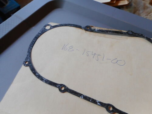 Details about  /NOS Yamaha YR1 2 TR2 350 1967-1971 OEM Crankcase Cover Gasket 168-15451-00