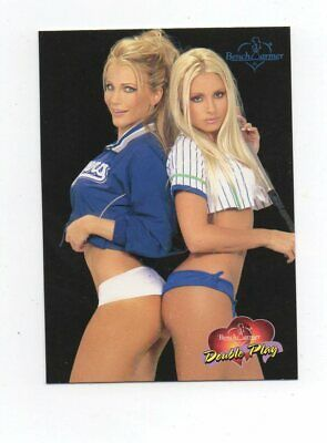 2004 Benchwarmer Series 1 one base #38 Kacey Bytheway