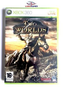 Two-Worlds-Xbox-360-Neuf-Scelle-Retro-Videojuego-Produit-Nouveau-Pal-Spa
