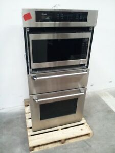 Thermador 27 Quot Stainless Triple Combo Electric Convection