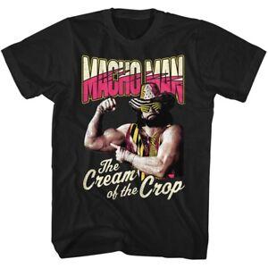 f7446cdcfc2 Macho Man Randy Savage Cream of the Crop Mens T-shirt | eBay