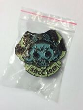 2019 SDCC Exclusive Court of the Dead Sideshow Collectibles Pin Set Scav Hunt