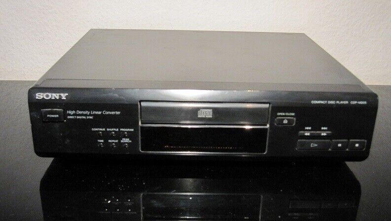 CD afspiller, Sony, CDP-M205
