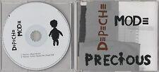 Depeche Mode - Precious - Deleted UK 2 track CD