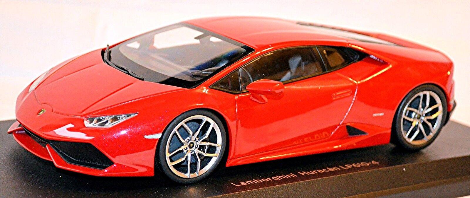 merce di alta qualità e servizio conveniente e onesto Lamborghini Huracan lp610-4 COUPE 2014-16 ROSSO rosso METtuttiIC METtuttiIC METtuttiIC 1 18 KYOSHO  negozio online