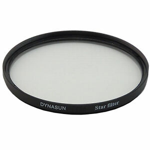 Filtro-Star-Original-DynaSun-67-mm-4-Punti-Stella-67mm-x-Canon-Nikon-Sony-Pentax