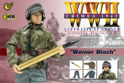 DRAGON 1 6 SCALE WW II GERMAN WERNER BLOCH BRAND NEW BOXED