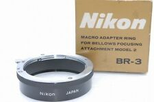 Exc++ Nikon Macro Adapter Ring BR-3 for Bellows Focusing Attachment Model2 *NBR3