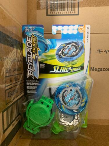 Beyblade Burst Turbo Starter Pack Air KNIGHT K4 Hasbro officiel