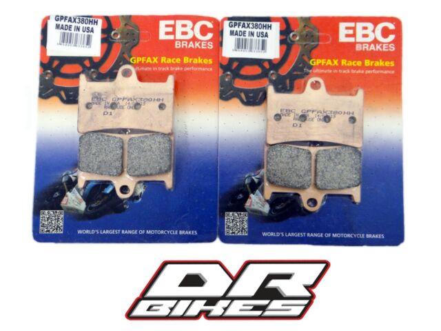 Yamaha R1 5JJ 2000 2001 EBC GPFAX Front Brake Pads GPFAX380HH