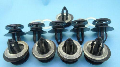 OPEL Porta Carta di stampaggio tagliare clip pannello interno anteriore