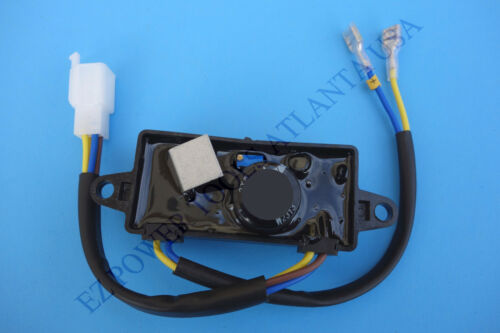Kawasaki GE2200A Automatic Voltage Regulator AVR 21066-2075 21066A-2075 1580062