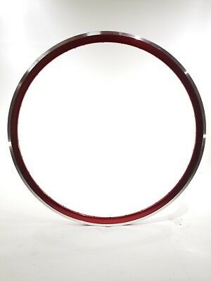 KinLin XR 270 Niobium Alloy Clincher Silver 700c x 27mm Deep Bicycle Rim