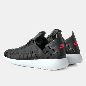 new style b245c ed925 Image is loading Nike-Roshe-Run-Woven-size-7-Mens-One-