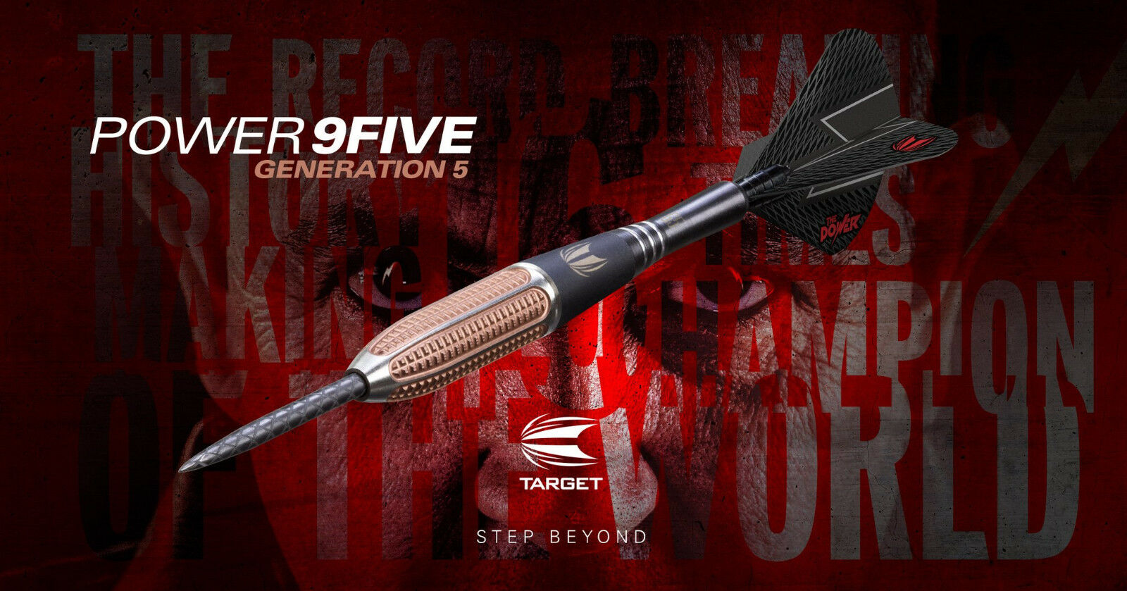 TARGET Steel Dart Pfeile Pfeile Pfeile Darts Phil Taylor The Power 9Five G5 Gen 5 24 gr 200933 60a04a