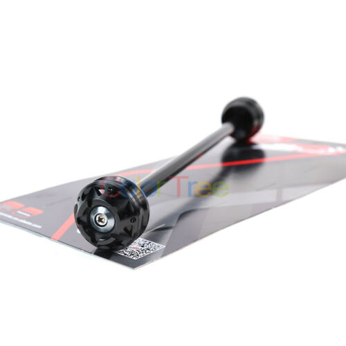 Rear Axle Frame Sliders Wheel Protector For Yamaha Tmax 530 12-15 Tmax 500 08-11