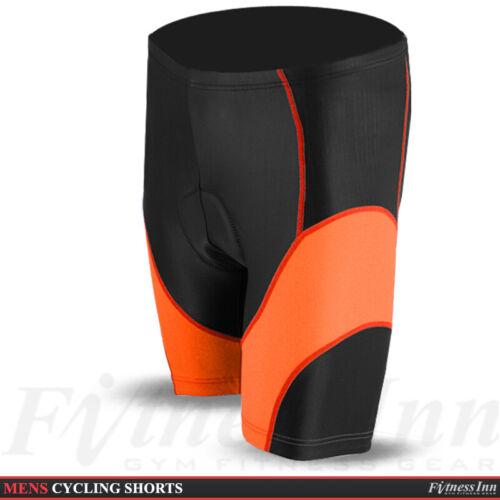 NEW Mens Cycling Padded Shorts Bicycle Road Bike MTB Mountain Biking Clothing