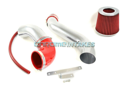 RED 05-10 DODGE MAGNUM//CHARGER//CHALLENGER//CHRYSLER 300 3.5L V6 COLD AIR INTAKE