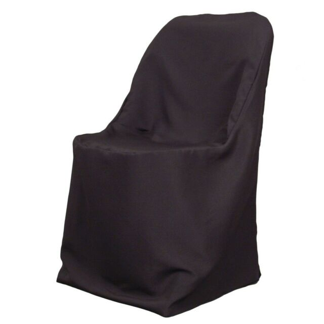 NEW  Polyester Folding Chair Covers ~Wedding~