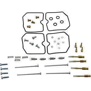 Carburetor Carb Repair Kit For 1996-1997 Kawasaki ZL600B Eliminator