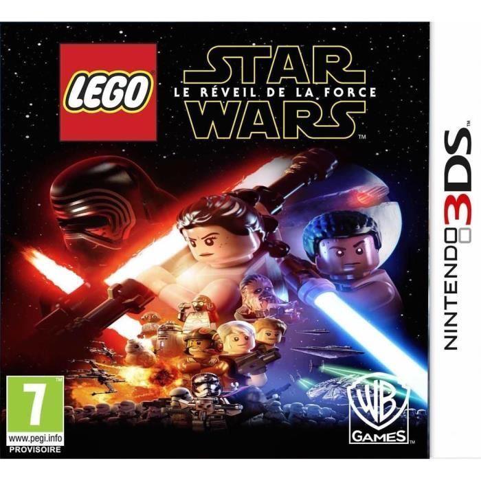 Lego Star Wars : Le Réveil de la Force - 3DS - jeu StarWars