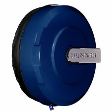 "32"" Hummer H3 Xtreme Tire Cover - Color Matched - All Terrain Blue"
