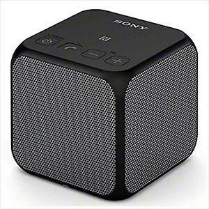 sony cube speakers bluetooth