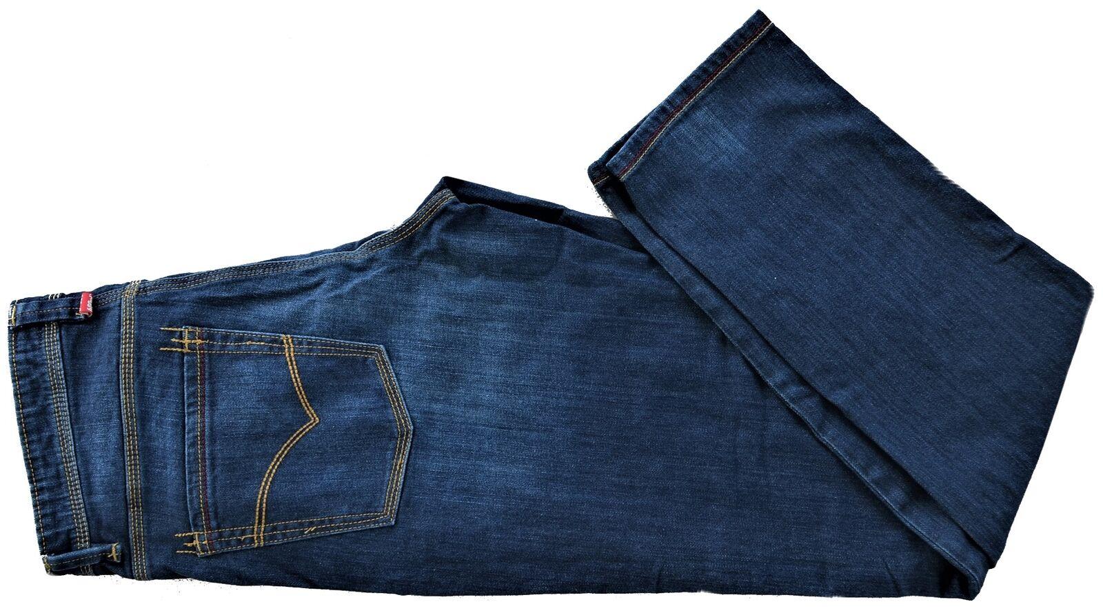 Jaens men Jaggy Newman Regular Zip blue Denim Jeans Men Denim bluee