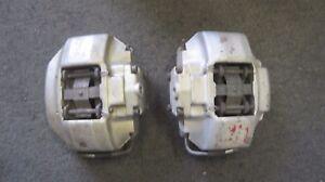 NOS ORIGINAL GENUINE PORSCHE 911 S 930 TURBO BRAKE PADS ALUMINUM CALIPERS