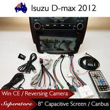 8 inch Car DVD Player GPS Navigation For Isuzu D-max 2012