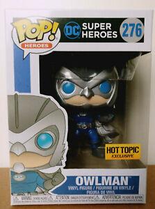 Funko-POP-DC-Super-Heroes-Owlman-276-Hot-Topic-Exclusive-Vinyl-Figure