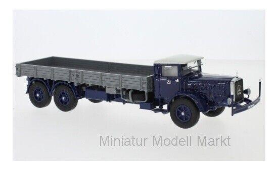 46720 NEO Mercedes L 10000-Navy gris - 1937 -  1 43  achats en ligne et magasin de mode