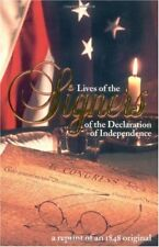 Lives of the Signers of the Declaration of Independence by Benson John Lossing (1995, Paperback, Reprint)