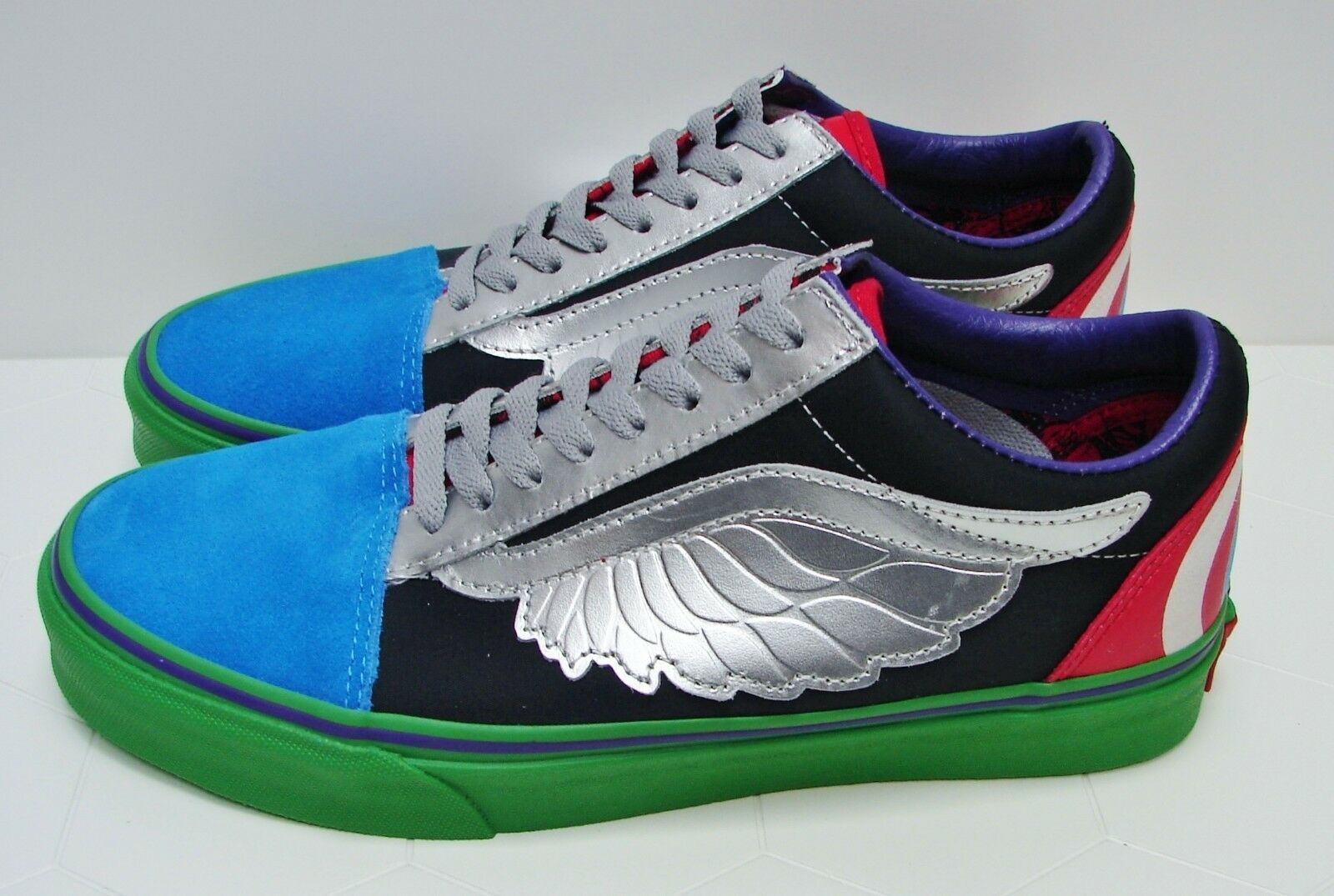 98f29738ca5f3 VANS Old Skool Avengers Multi Men s size 10 VN-0A38G1U3V (Marvel ...