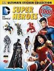 DC Comics Super Heroes by DK (Paperback / softback, 2016)