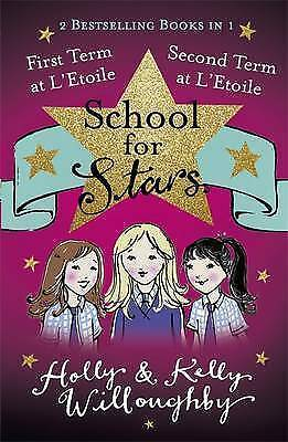 1 of 1 - First and Second Term at L'Etoile: Books 1 and 2 (School for Stars), Willoughby,