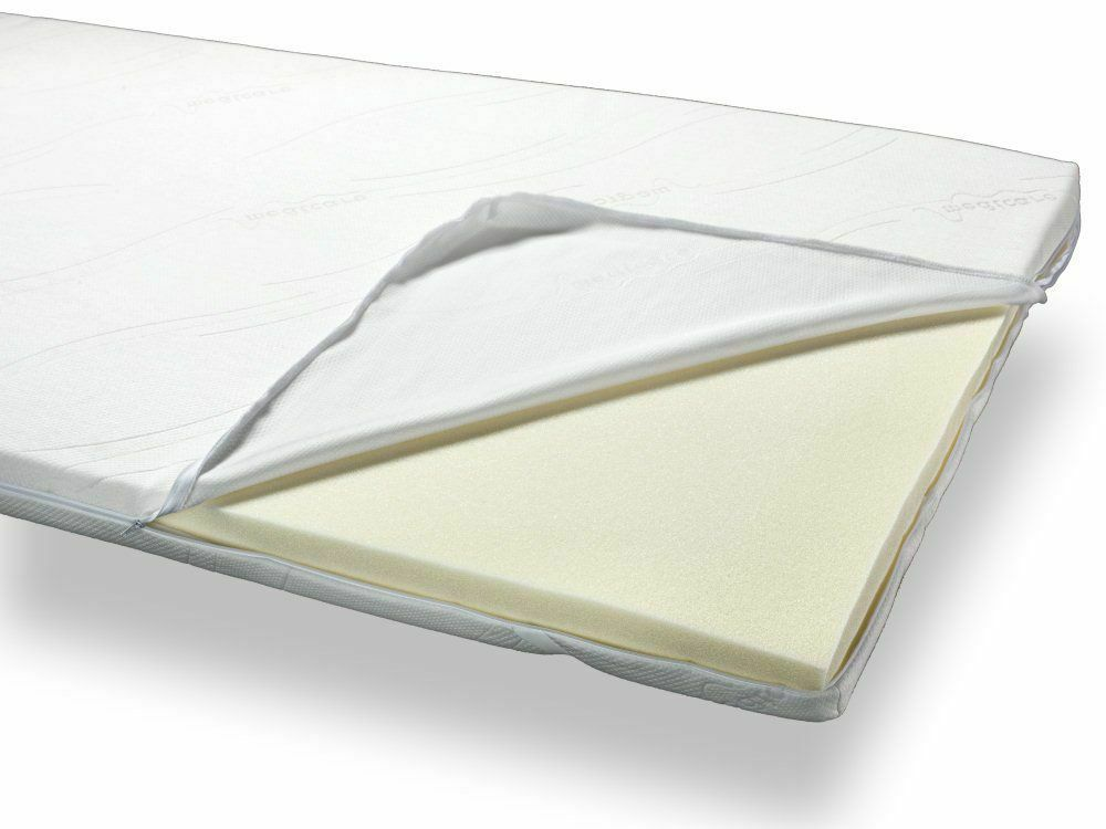 Ergomed® Visco Matratzen Topper ViscoCare® III 80x200 9 cm Viscoschaum