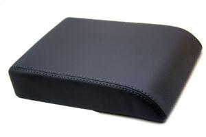 Fits 13-16 Ford Escape Faux Leather Armrest Center Console Cover Black